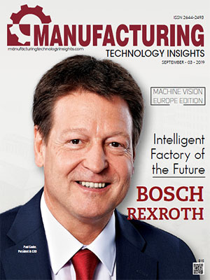 Bosch Rexroth: Intelligent Factory of the Future